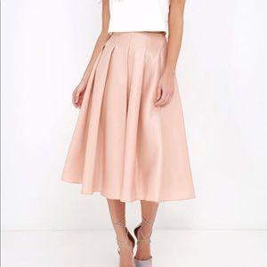 Lulu's midi skirt